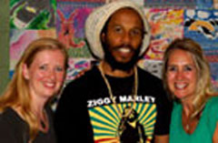 Ziggy Marley with Friends for Grasse's Grill